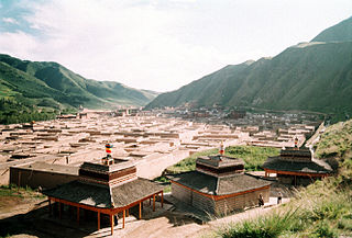 Labrang Monastery Monastery in Xiahe County, Gansu, China