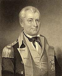Coronel (más tarde general) Lachlan McIntosh