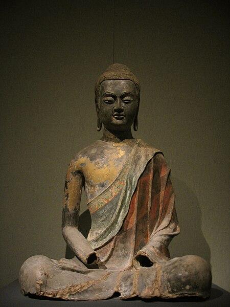 File:Lacquer buddha.jpg