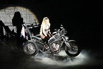 Haus of Gaga - Motorcycle piano