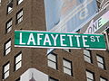 Lafayette Street sign in Lower Manhattan IMG 3919.JPG