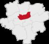 Lage des Dortmunder Stadtbezirks Innenstadt-Nord.png