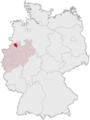 Lage des Landkreises Steinfurt in Deutschland.png