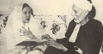 Leila Mourad - Layla converting to Islam in 1947.