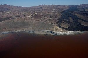 Lake Suguta - The present-day Lake Logipi