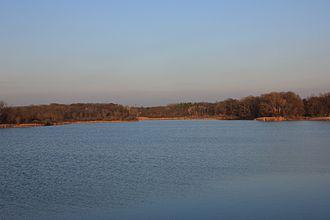 Rock Cut State Park - Image: Lakeolson