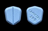 Lamictal 200 mb tablets