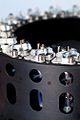 Lampencaroussel voor onderzoek aan boord van ISS zijaanzicht close-up - foto Bart van Overbeeke 2003.jpg