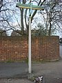Lamppost, Newbury Park - geograph.org.uk - 1256334.jpg
