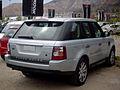 Land Rover Range Rover HSE Sport 2007 (19085769668).jpg