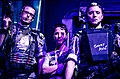 Larisa Nuretdinova and Aliens Colonial Marines at E3 2012 (7166160185).jpg