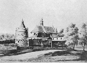 Letychiv - Letychiv Castle