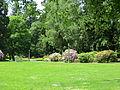 Laurelhurst Park, Portland - lawn, May 30, 2012.JPG