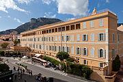 Le Lycée Albert 1er de Monaco