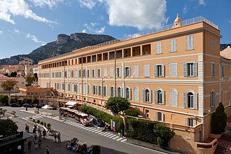 Lycée Albert Premier - Lycée Albert Premier of Monaco