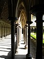 Le Mont Saint-Michel - inside the garden - panoramio.jpg