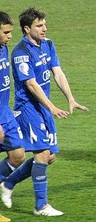 Leandro Cufré Argentine footballer