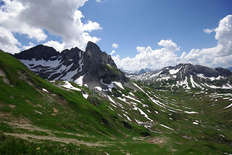 21.2 Monti delle Lechquellen