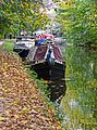 Leeds and Liverpool Canal, Saltaire (10581294455).jpg