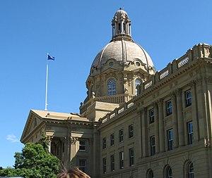 Alberta Legislature Building - Alberta Legislature building