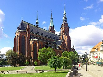Roman Catholic Diocese of Legnica - Cathedral of Sts. Peter and Paul in Legnica