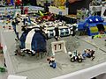 Lego Completed Moonbase - BrickCon 2008 - Seattle Center Exhibition Hall - Seattle, Washington.jpg