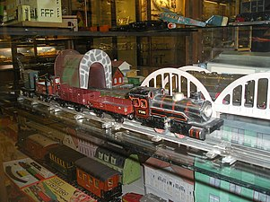Leksaksmuseet - Model trains 08.JPG