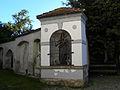 Leoben-Waasen - Bildstock an der Friedhofsmauer der Pfarrkirche Maria am Waasen.jpg