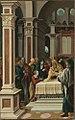Leonhard Beck (zugeschrieben) - Darbringung Jesu im Tempel - 15870-L 2528 - Bavarian State Painting Collections.jpg