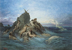 Bildresultat för najader grekisk mytologi
