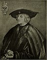 Les chefs-d'oeuvre de Dürer (1471-1528) soixante reproductions photographiques des tableaux originaux, offrant des exemples des différentes caracteristiques de l'oeuvre de l'artiste (1922) (14576715007).jpg