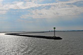 National Harbor of Refuge and Delaware Breakwater Harbor Historic District - Inner harbor