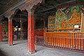 Lhasa-Jokhang-52-Innenhof mit Malerei-2014-gje.jpg