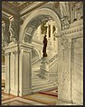 Library of Congress, north staircase, central stair hall-LCCN2008678277.jpg