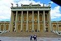 Licheń- Sanktuarium Matki Bożej Licheńskiej. Widok z placu. - panoramio.jpg