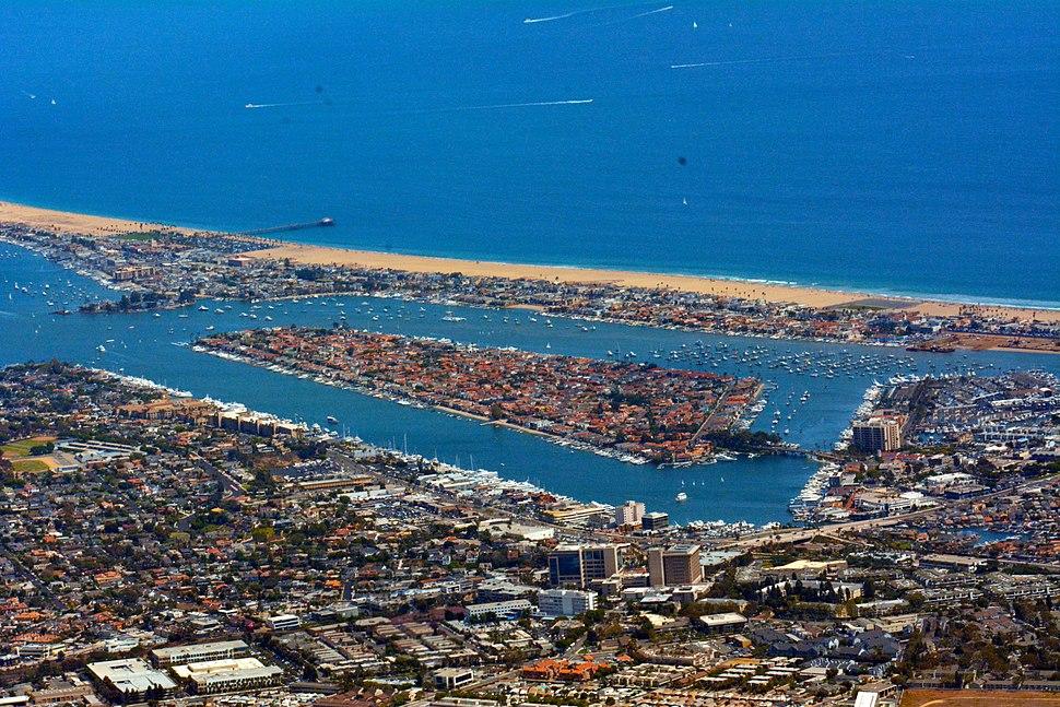 Newport Beach California Time Zone