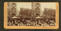 Life Saving Canvas Chute, Milwaukee Carnival, 1898, by Universal Stereoscopic View Co..png