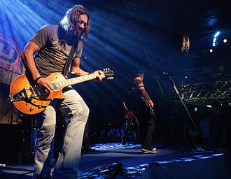 Ben Carey - Image: Lifehouse concert