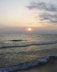 Lake Michigan is bordered by four Midwestern states: Michigan, Indiana, Illinois, and Wisconsin.