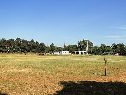 How to get to Ligi Ndogo Grounds with public transit - About the place