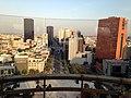 Linternilla del Monumento a la Revolución 04 - Vista hacia el oriente.jpg