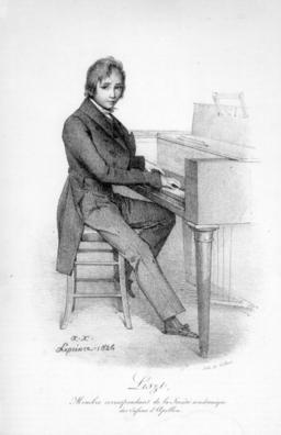Liszt 1824