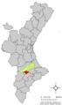 Localització de Bocairent respecte del País Valencià.png