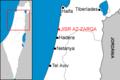 Localització de Jisr az-Zarqa.png