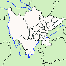 Chengdu is located in Sichuan