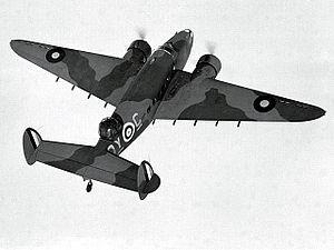 No. 11 Squadron RCAF - An RCAF Lockheed Hudson of No. 11 Squadron