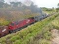 Locomotivas de comboio que passava sentido Boa Vista na Variante Boa Vista-Guaianã km 199 em Itu - panoramio.jpg