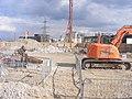 London City Island, E14 construction - 29375413262.jpg