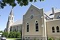Looking NE at Holy Rosary Church - Bozeman Montana - 2013-07-09.jpg