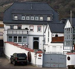 Rittergasse in Lorch